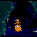 Garfield: Caught in the Act (Sega Mega Drive) скриншот-2