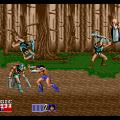 Golden Axe II (Sega Genesis) скриншот-2