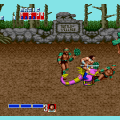 Golden Axe (Sega Mega Drive) скриншот-2