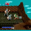 Golden Axe (Sega Mega Drive) скриншот-5