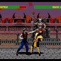 Mortal Kombat II (Sega Genesis) скриншот-2
