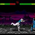 Mortal Kombat II (Sega Genesis) скриншот-3