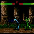 Mortal Kombat II (Sega Genesis) скриншот-4