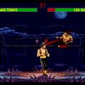 Mortal Kombat II (Sega Genesis) скриншот-5