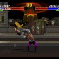 Mortal Kombat 3 (Sega Genesis) скриншот-5