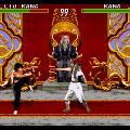 Mortal Kombat (Sega Mega Drive) скриншот-3
