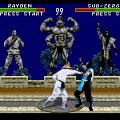 Mortal Kombat (Sega Mega Drive) скриншот-5