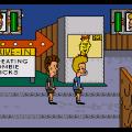 MTV's Beavis and Butt-head (Sega Mega Drive) скриншот-4