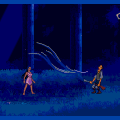 Pocahontas (Sega Mega Drive) скриншот-3