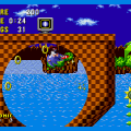 Sonic the Hedgehog (Sega Genesis) скриншот-2