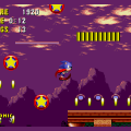 Sonic the Hedgehog (Sega Genesis) скриншот-4