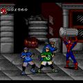 Spider-Man and Venom: Maximum Carnage (Sega Genesis) скриншот-3