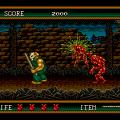 Splatterhouse 2 (Sega Mega Drive) скриншот-2