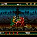 Splatterhouse 2 (Sega Mega Drive) скриншот-3