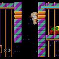 Taz in Escape from Mars (Sega Mega Drive) скриншот-2