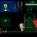 Taz in Escape from Mars (Sega Mega Drive) скриншот-4