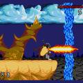 Taz-Mania (Sega Mega Drive) скриншот-2