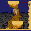 Taz-Mania (Sega Mega Drive) скриншот-3