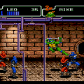 Teenage Mutant Ninja Turtles: The Hyperstone Heist (Sega Genesis) скриншот-2