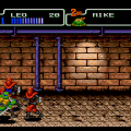 Teenage Mutant Ninja Turtles: The Hyperstone Heist (Sega Genesis) скриншот-3