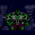 The Incredible Hulk (Sega Mega Drive) скриншот-2
