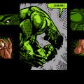 The Incredible Hulk (Sega Mega Drive) скриншот-3