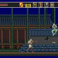 The Revenge of Shinobi (Sega Mega Drive) скриншот-2