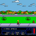 The Simpsons: Bart vs. the Space Mutants (Sega Mega Drive) скриншот-2