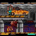Two Crude Dudes (Sega Mega Drive) скриншот-2