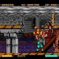 Two Crude Dudes (Sega Mega Drive) скриншот-3