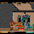 Two Crude Dudes (Sega Mega Drive) скриншот-4