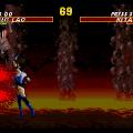 Ultimate Mortal Kombat 3 для Sega Mega Drive