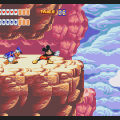 World of Illusion Starring Mickey Mouse and Donald Duck для Sega Mega Drive