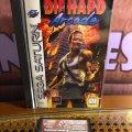 Die Hard Arcade (Sega Saturn) (NTSC-U) (б/у) фото-1