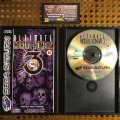 Ultimate Mortal Kombat 3 (Sega Saturn) (PAL) (б/у) фото-2