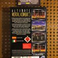 Ultimate Mortal Kombat 3 (Sega Saturn) (PAL) (б/у) фото-4