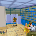 Die Hard Arcade (Sega Saturn) скриншот-4