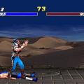 Ultimate Mortal Kombat 3 (Sega Saturn) скриншот-2