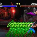 Ultimate Mortal Kombat 3 (Sega Saturn) скриншот-3