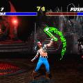 Ultimate Mortal Kombat 3 (Sega Saturn) скриншот-4
