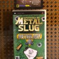 Metal Slug Anthology (б/у) для Sony PlayStation Portable