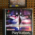 Ace Combat 3: Electrosphere (б/у) для Sony PlayStation 1