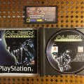 Alien Resurrection (PS1) (PAL) (б/у) фото-2