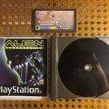 Alien Resurrection (PS1) (PAL) (б/у) фото-3