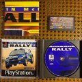 Colin McRae Rally (PS1) (PAL) (б/у) фото-2