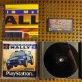 Colin McRae Rally (PS1) (PAL) (б/у) фото-3