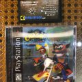 Crash Bandicoot: Warped 3D cover NTSC-U (б/у) для Sony PlayStation 1
