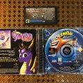 Crash Bandicoot: Warped 3D cover NTSC-U (б/у) для Sony PlayStation 1