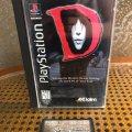 D (б/у) для Sony PlayStation 1