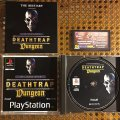 Deathtrap Dungeon (PS1) (PAL) (б/у) фото-2